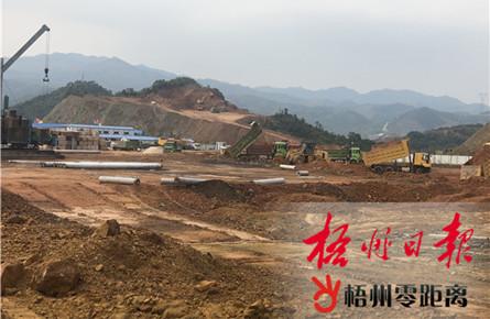 岭南食品工业小镇建设厂房