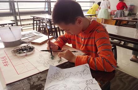 梧州市第四期红领巾社团骨干公益培训班开班