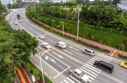 完善园区基础设施