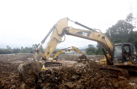 丝绸园区建污水处理设施