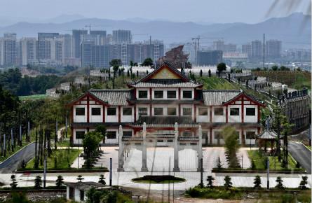 梧州新烈士陵园建成