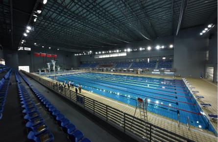 市游泳跳水馆比赛池下月起对市民开放