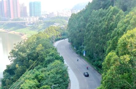 桂林路换新颜