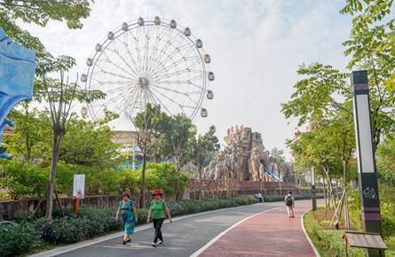 提升公园景观