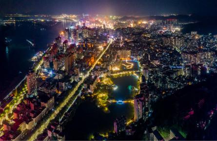 梧州城·夜缤纷