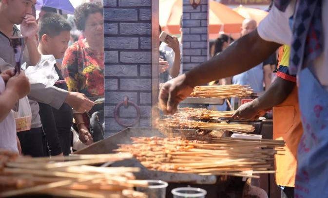 梧州宝石节美食嘉年华将在三祺城举办