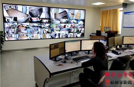 梧州市120急救指挥中心启动运行