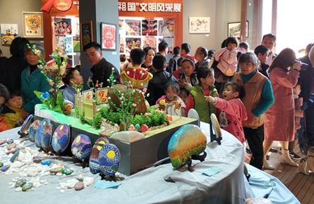 第三届中国(岑溪)石材建材博览会开幕