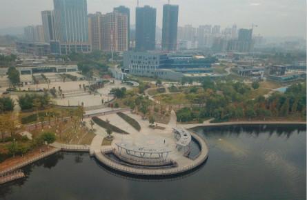 配套设施完善 公园魅力升级