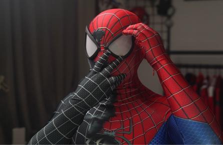 """说起梧州的""""蜘蛛侠"""",你是不是想到了他?"""