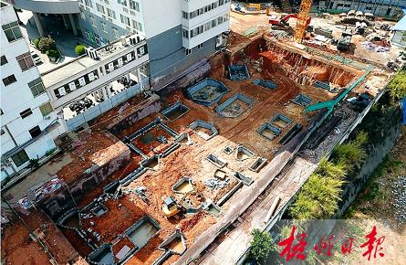 梧州市中医医院建设医技综合楼