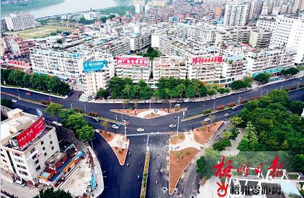 市区道路持续改造提升