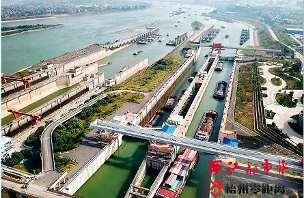 长洲水利枢纽滞航船舶达600多艘