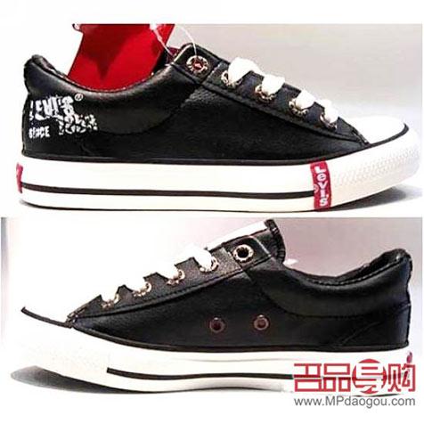 levis帆布鞋