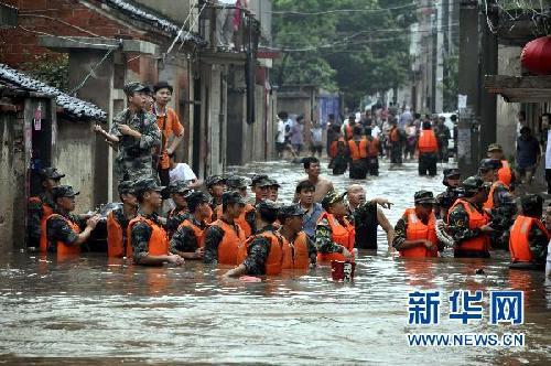 梧州零距离问政网_长江上游洪峰流量直逼7万立方米/秒 将超1998年大洪水