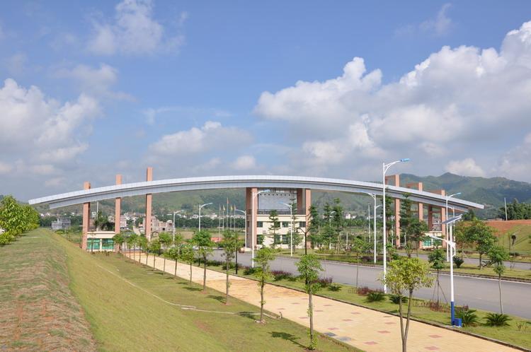 梧州零距离问政网_梧州进口再生资源加工园区绿化环境宜人