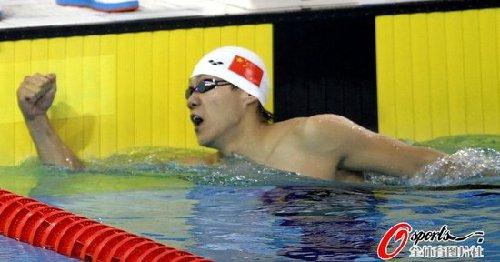 北岛康介蛙泳技术分析