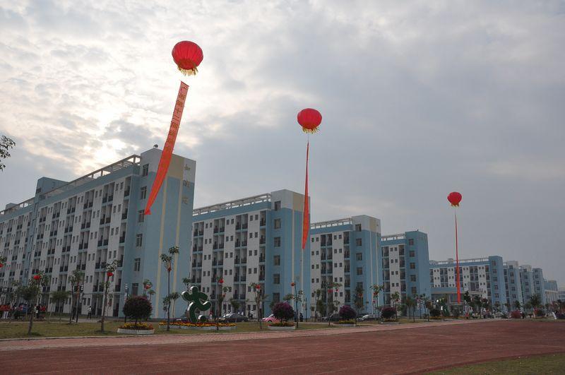 梧州市运动健儿参加第十二届区运会剪影图片