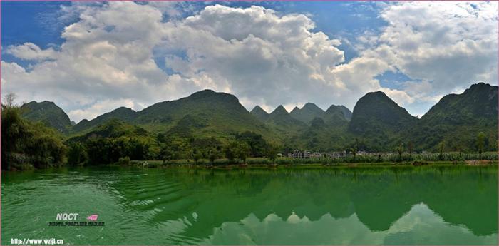 壁纸 风景 山水 桌面 700_345
