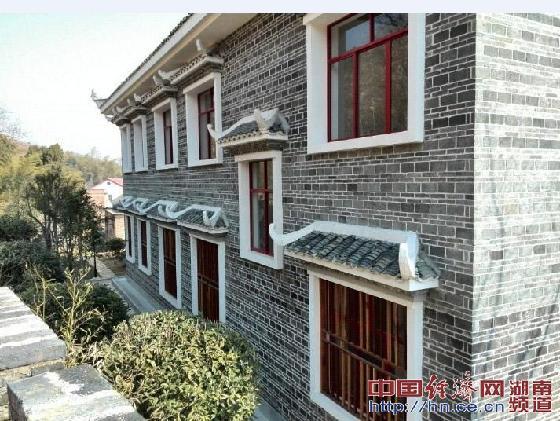 永州农村别墅房子