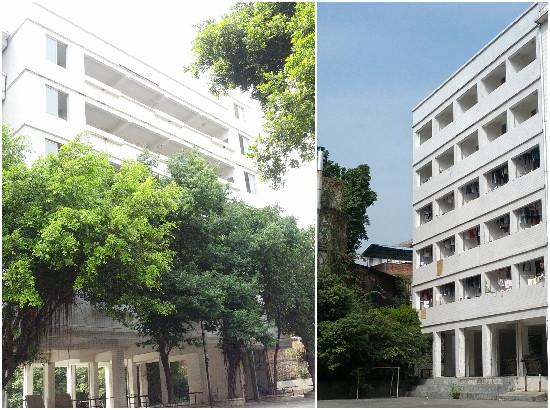 梧州学院女生宿舍图片 广西梧州学院的女生宿舍是什么图片