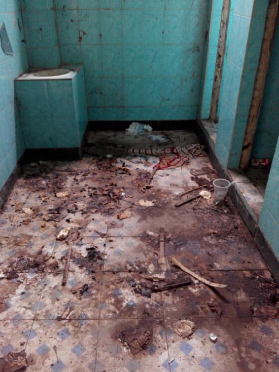 方便 著名景点厕所太恶心