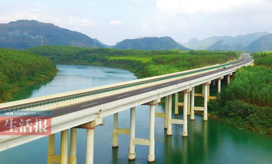 柳州凤凰河风景区