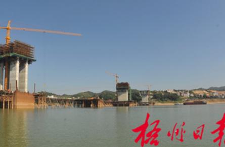 梧州临港经济区发展提速