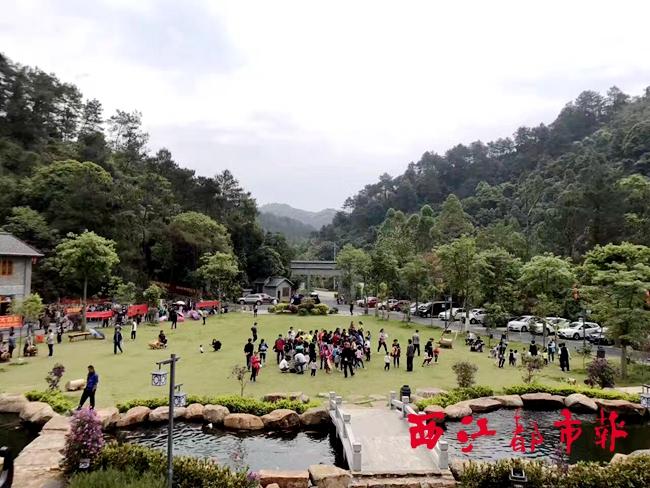 梧州仙人湖景区 图片合集